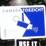 camera toezicht uitsnede