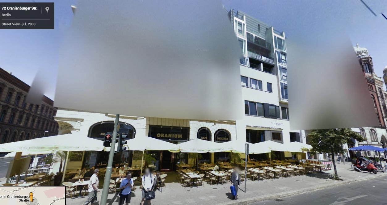 ea9d6a5821d Nog geen vier jaar geleden ontstond er in Duitsland een golf van protest  toen Google auto's rondreden om beeld voor Google Streetview te genereren.