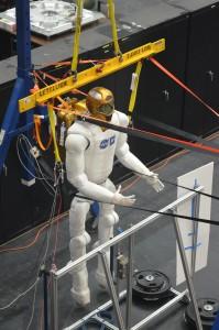 Robot NASA