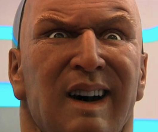 Robot Han van Hanson Robotics